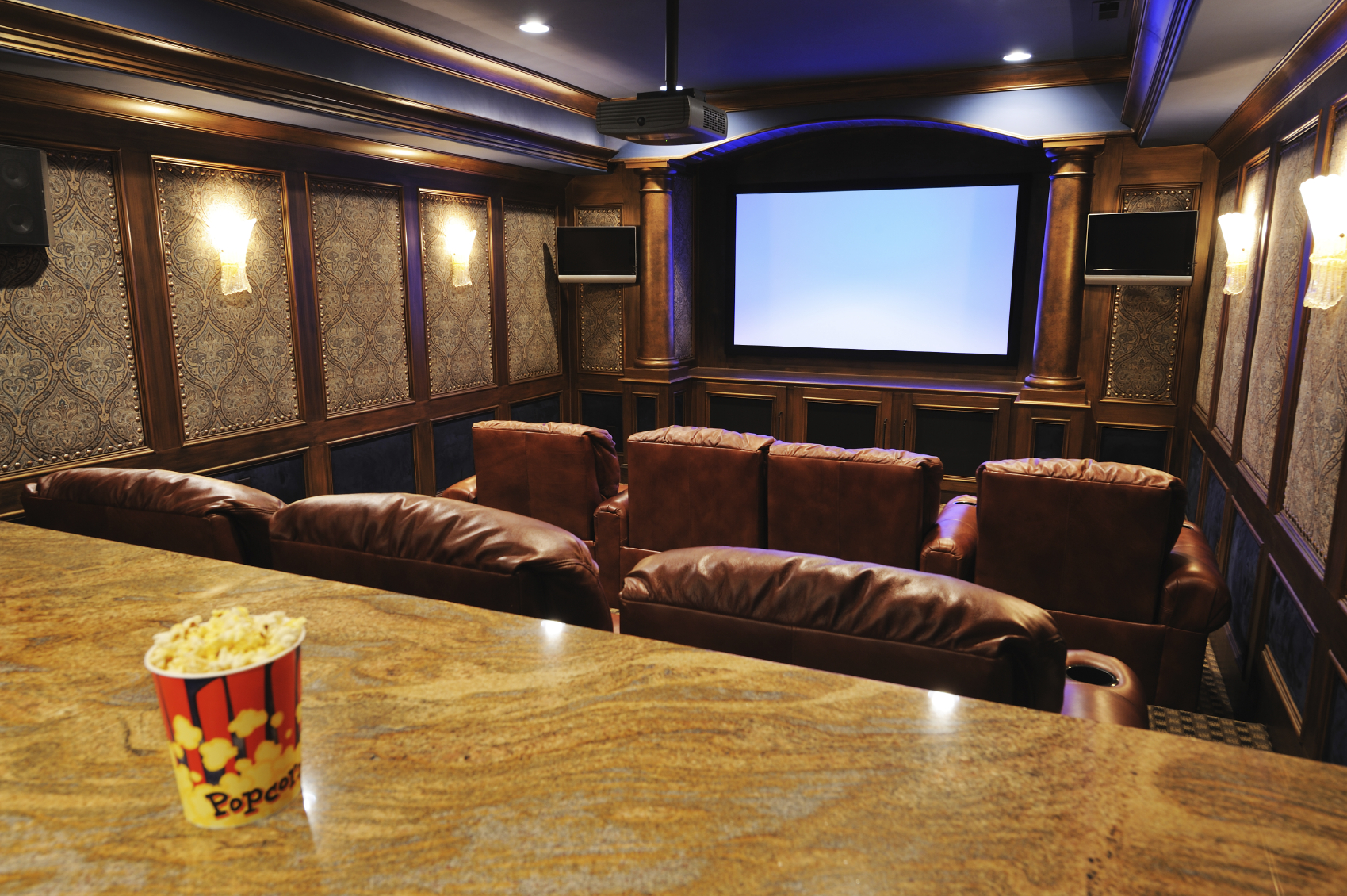 Home Theater | Integrated Audio Solutions | A Nessit Company